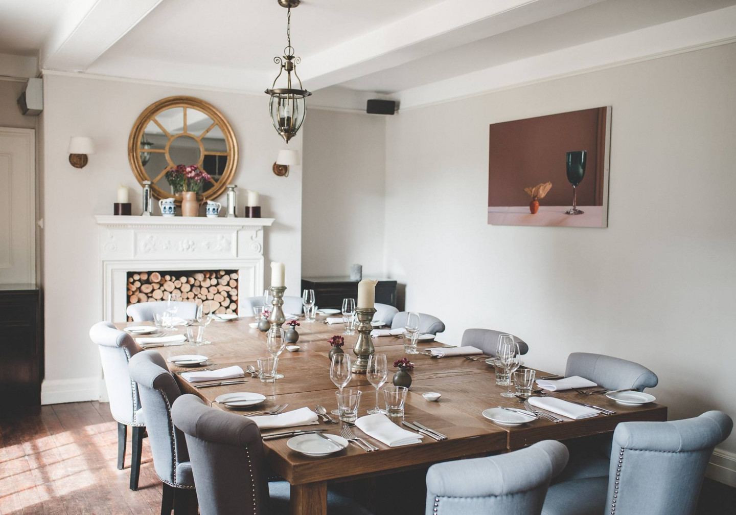 The Georgian Room | Private Party | Corporate Lunch | The Norfolk Mead