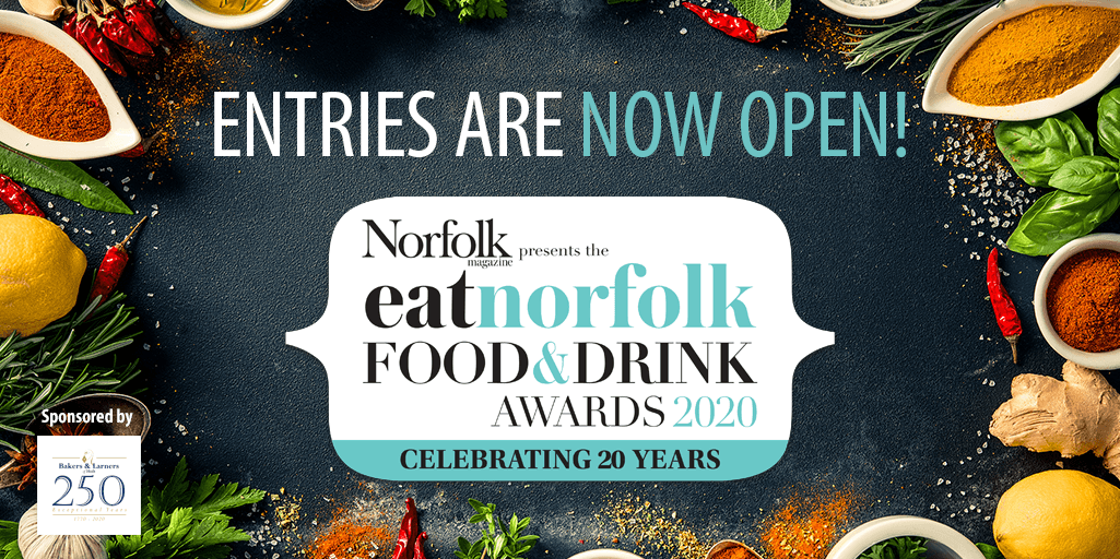 EAT Norfolk Food and Drink Awards 2020
