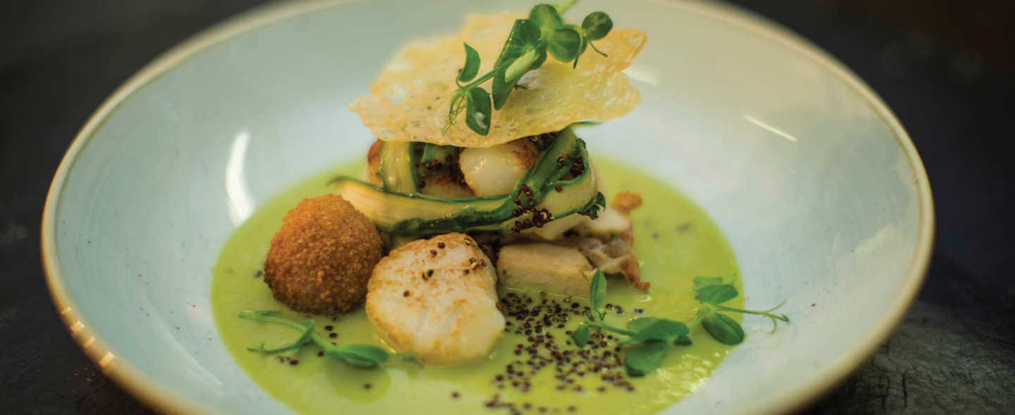 Dining | The Norfolk Mead | 2 Star AA Rosette for Culinary Excellence
