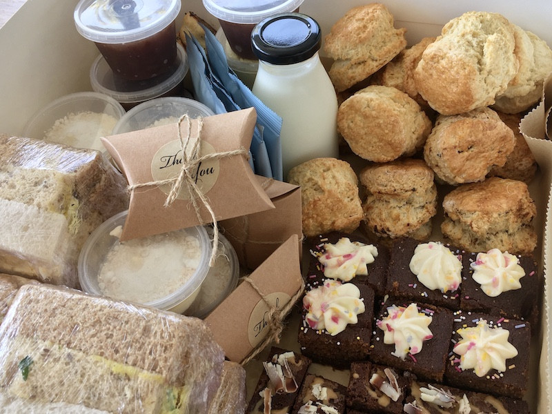 Norfolk Mead Takeaway Afternoon Tea