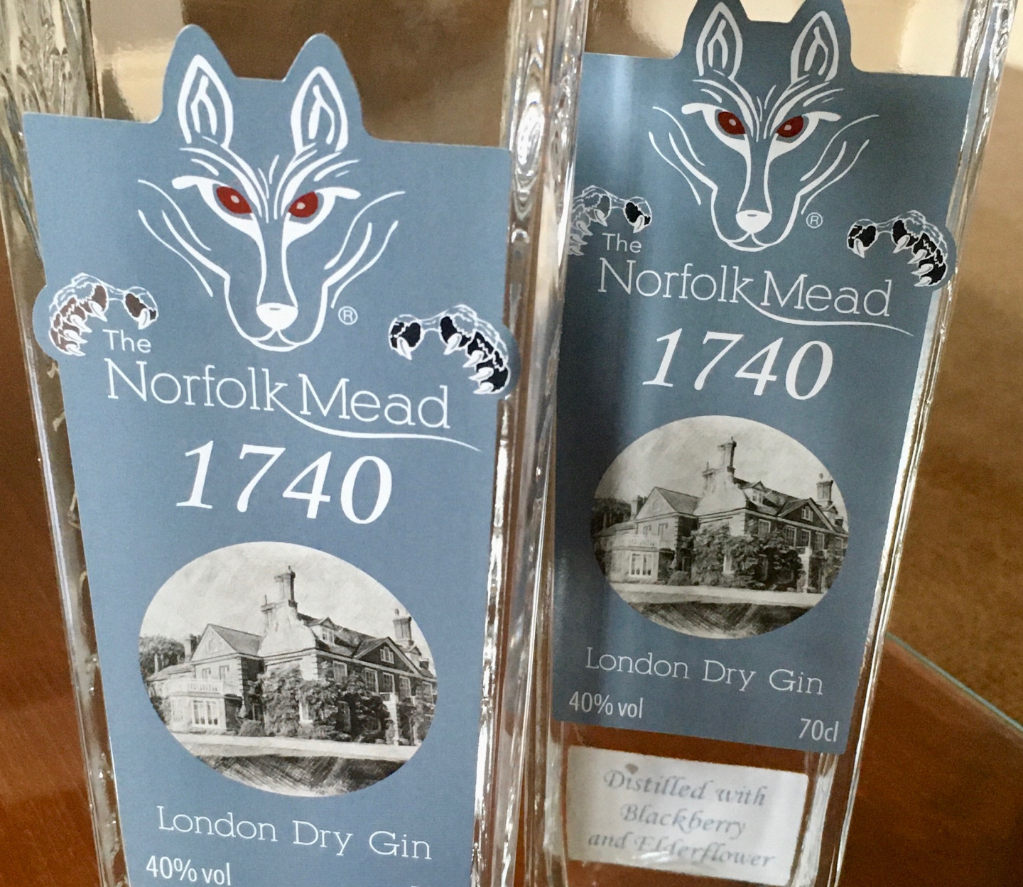 Treat yourself with The Norfolk Mead Takeaway Afternoon Tea and 1740 Gin special offer