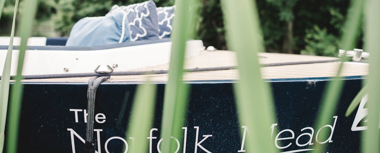 Boat | River Bure | Relax | Norfolk
