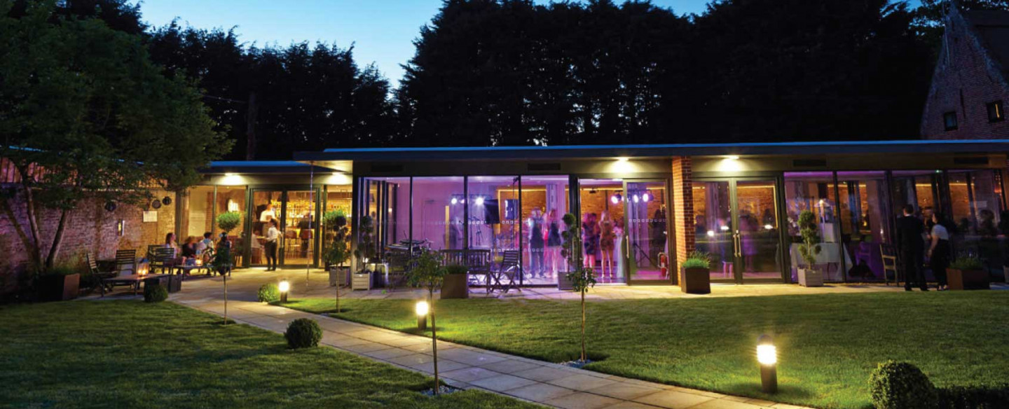 Garden Room | Events | Corporate | Walled Garden | Weddings