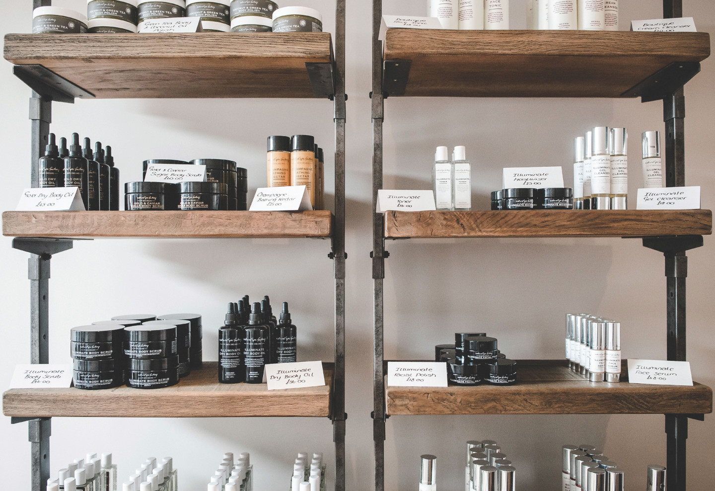 The Treatment Rooms | Natural Spa Factory | The Norfolk Mead