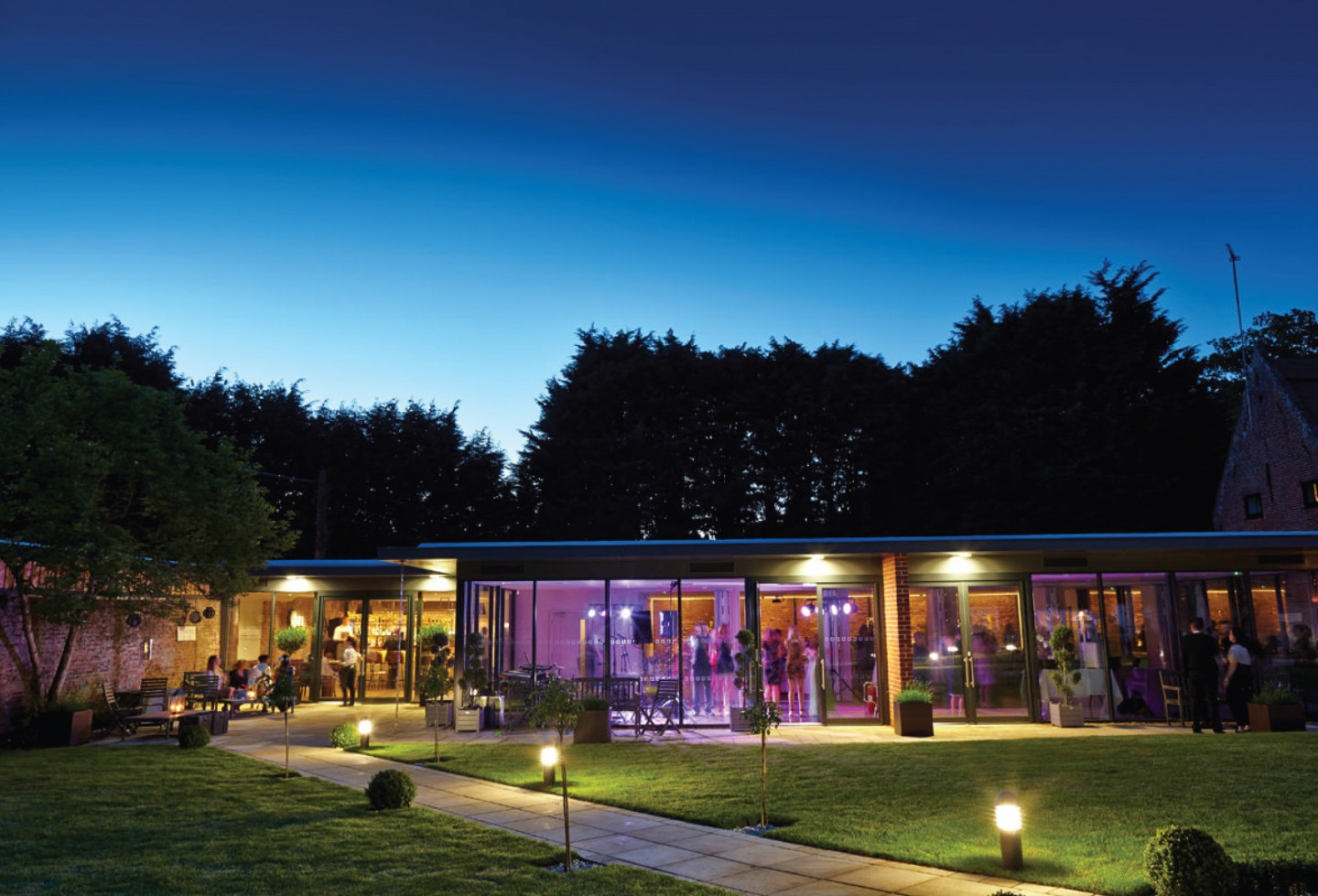 Garden Room Venue | Event Space | The Norfolk Mead