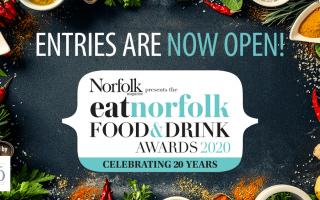 EAT Norfolk Food and Drink Awards 2020