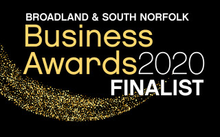Broadland Business Awards 2020 Finalist