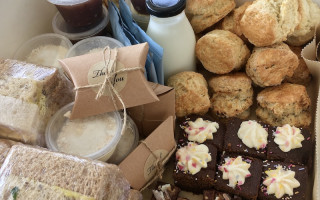 Norfolk Mead Takeaway Afternoon Tea