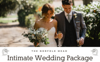 The Norfolk Mead Intimate Wedding Package