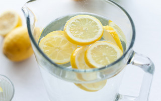 Home Skincare Tips: Drink plenty of water!