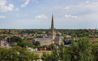 Enjoy your visit to Norfolk this summer with VisitNorwich
