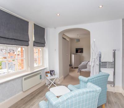 Hawthorn | Suite | Room | Terrace