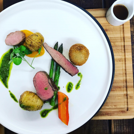 Dining | The Norfolk Mead